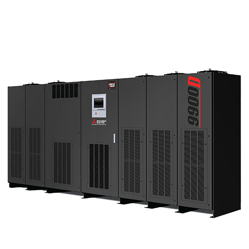 The smallest modular scalable UPS capable of the highest power densities