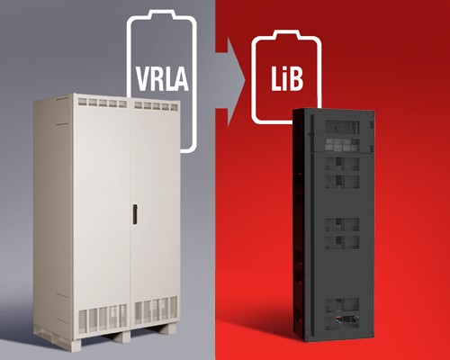 Advanced battery technologies available for new and retrofit UPS solutions