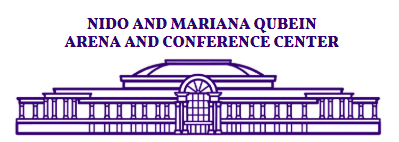 Nido And Mariana Qubein Arena And Conference Center Logo