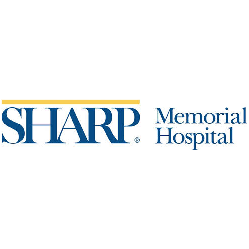Sharp Memorial Hospital logo